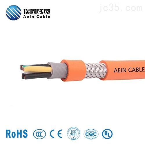 上海易格斯替代伺服屏蔽电缆chainflexCF887