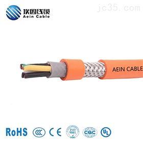 chainflex CF887电缆上海易格斯替代伺服屏蔽电缆chainflexCF887