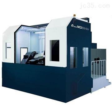 MCD1516-5XA牧野卧式五轴加工中心