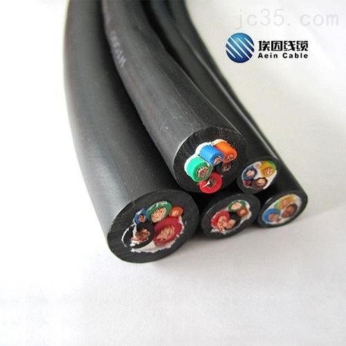300V美标橡胶电缆SOOW坚固柔软上海厂商