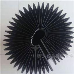 西安风琴伸缩防护罩