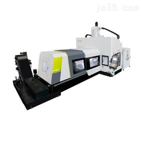 MT15 series龙门式五轴加工中心机