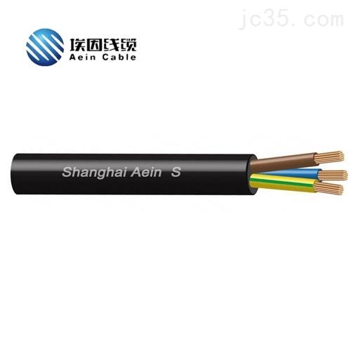 美标橡胶电缆厂家SOOW耐油电缆防潮600V