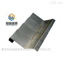 根据机床实地测量定做各种材质导轨防护罩