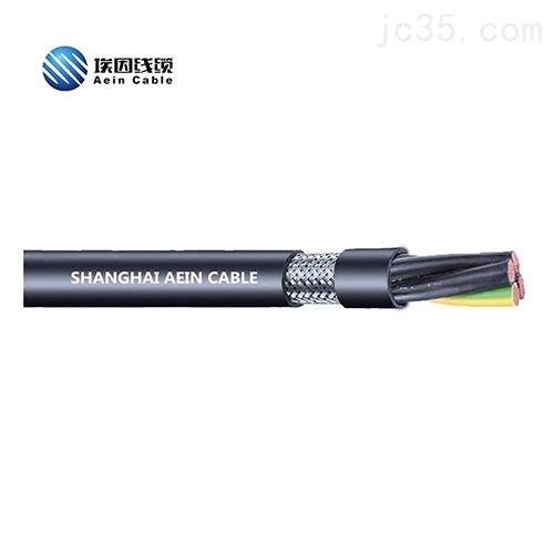 易格斯替代线ChainflexCF881输送系统用电缆