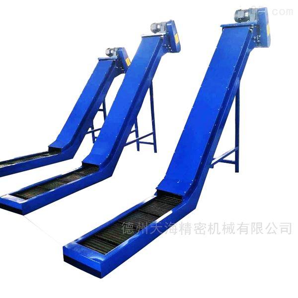 数控车床链板排屑机