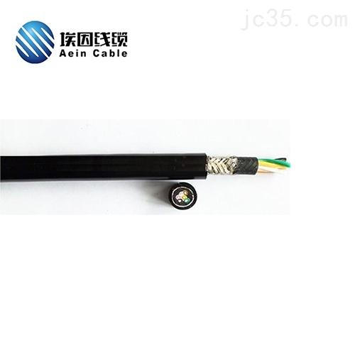 易格斯替代线chainflexCF6耐油拖链电缆阻燃