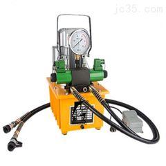 大量供应ZCB-700AB-2双回路电磁阀电动泵(脚踏式)