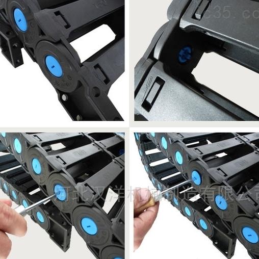 55R100桥式塑料拖链价格