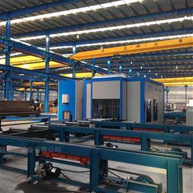KR-XHh型钢切割机 型钢二次生产线