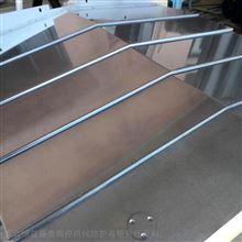 青岛永基YJM3026加工中心钢板防护罩测量