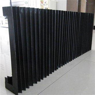 机床横梁风琴防护罩