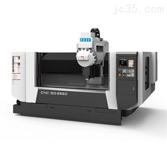 SD2550全铸铁铝型材加工中心
