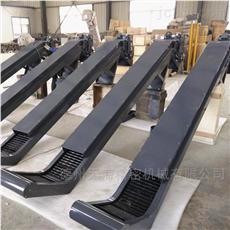 按需定制数控机床加工中心车间废料链板排屑机
