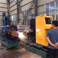 KR-XF8工程机械相贯线切割机 多种管材切割