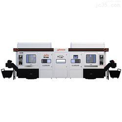 ZJAB-A300/400-ZF立式双主轴车铣钻攻复合数控机床