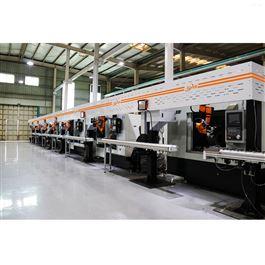 ZJAB-JYX-01加工中心智能生产线解决方案