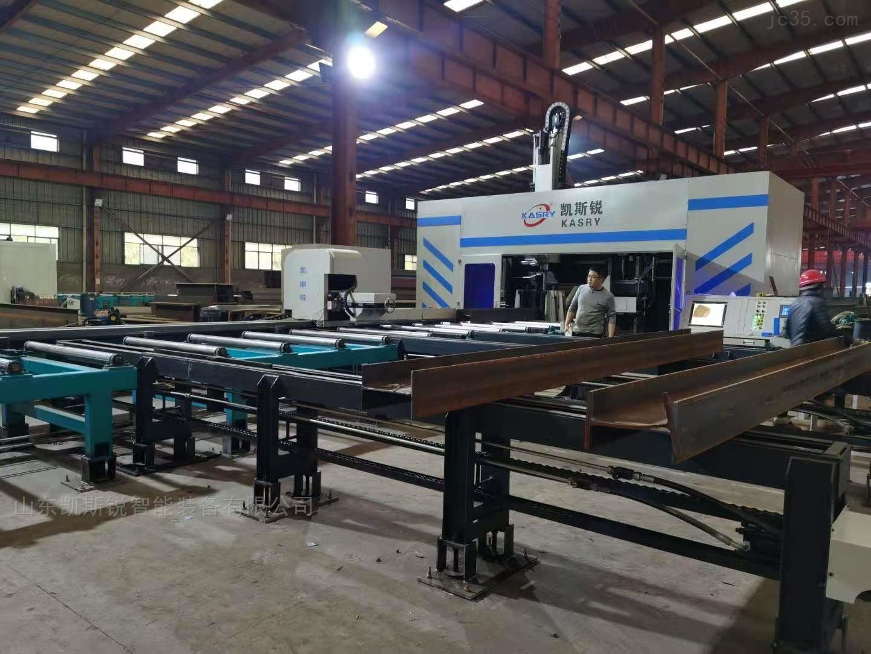 数控型钢切割机生产线