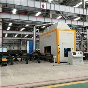 KR-XH数控型钢切割机生产线 热轧型材切割设备