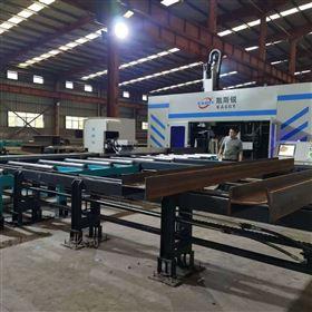 KR-XH数控等离子型钢切割机 型钢二次生产线
