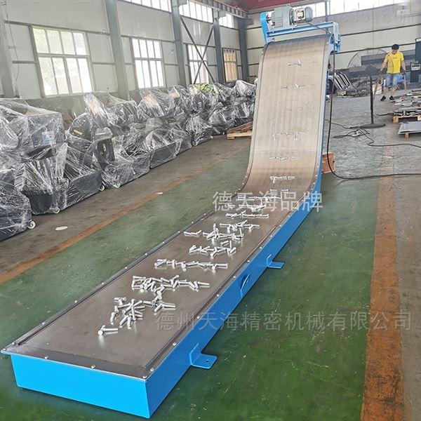 厂家设备磁性板式排屑机