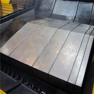 机床钢板导轨护板