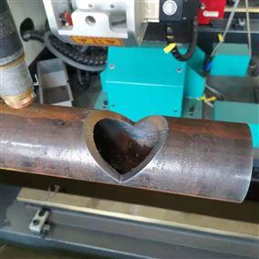 圆管管材切割机 数控钢管相贯线切割设备