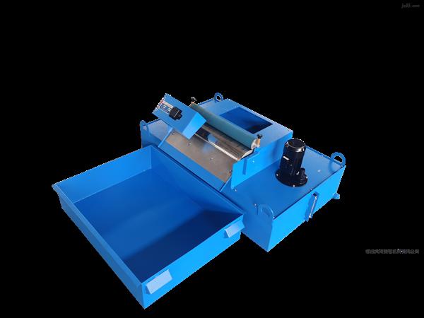 冷却乳化液磁泥铁粉磨床磁性分离器