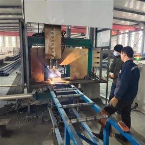 H型钢切割机自动化