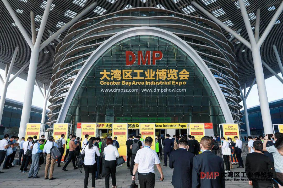 """華南工業""""奧斯卡"""",看DMP工博會展現制造新未來!"""