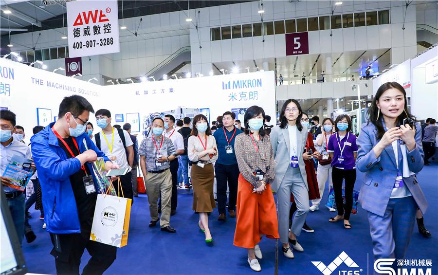燃!4天觀眾人數140,765!深圳工業展明年3月與您再見!
