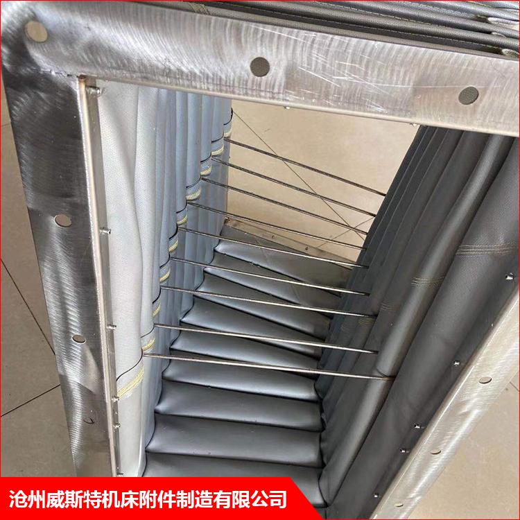 沧州威斯特涂布机软连接生产厂家直供