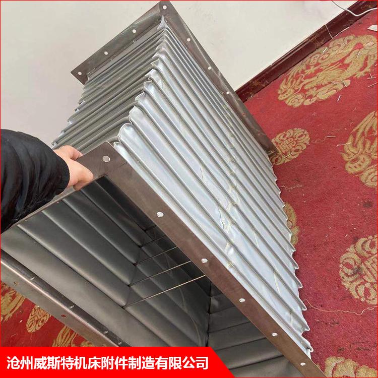 江阴印刷机耐高温通风软连接加工定做
