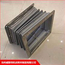 涂布机烘箱耐高温通风软连接常年出售