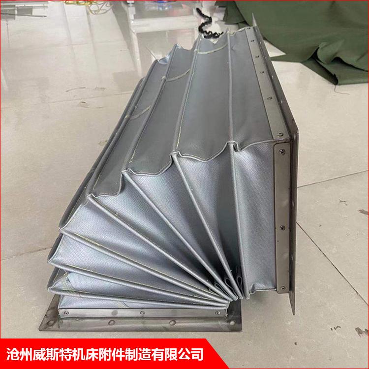 方形耐温通风伸缩软连接 厂家供应