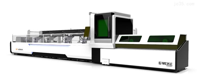 自動管材光纖激光切割機