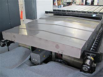 6000H马扎克5000H钢板防护罩