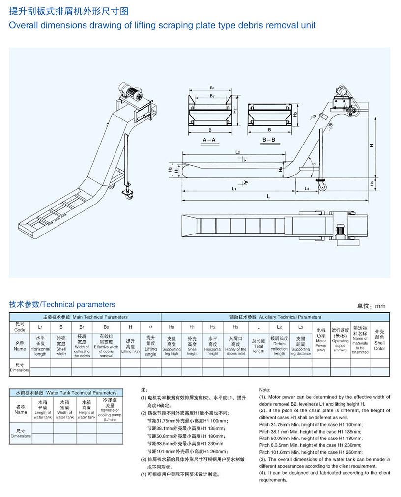 提升刮板式排屑机 参数2.jpg